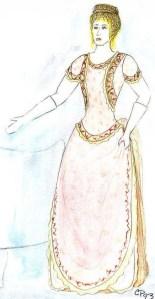 Hedda Gabler - Mrs. Elvsted