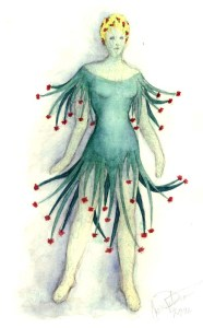 Sketch - A Midsummer Night's Dream - Fairy