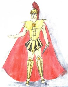 The Trojan Women - Menelaus