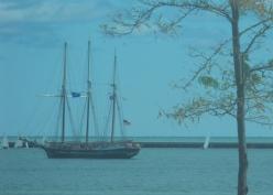 117 - suddenly, a schooner