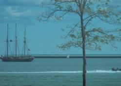 118 - schooner, sailboat & speedboat