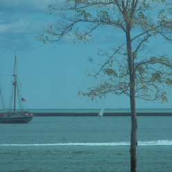 118 - schooner, sailboat & speedboat