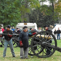 16 - loading the cannon