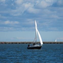 82 - sailing away