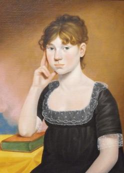 96 - a lady's portrait