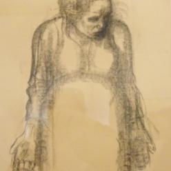 97 - by kathe kollwitz